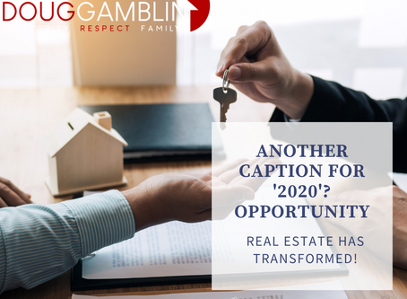 Add Another Caption to 2020: A Year of Record-breaking Opportunities in Real Estate!