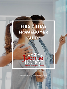 FIRST TIME HOMEBUYER COVER JOANNE HODGE.