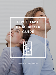 FIRST TIME HOMEBUYER GUIDE COVER KELLY P