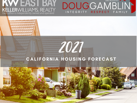 What Does the California Housing Market look like in 2021?