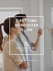 First Time Home Buyer Guide Cover KB.png