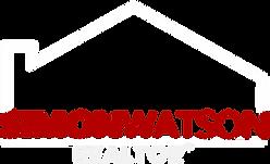 Simon Watson logo color draft with house