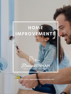 HOME IMPROVEMENTS COVER MONICA BENHAM.pn