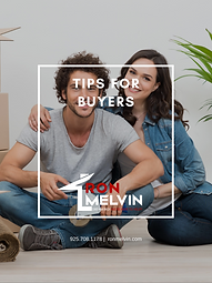 TIPS FOR BUYERS COVER RON MELVIN.png