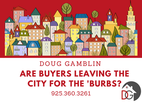 There's No Place Like the 'Burbs!
