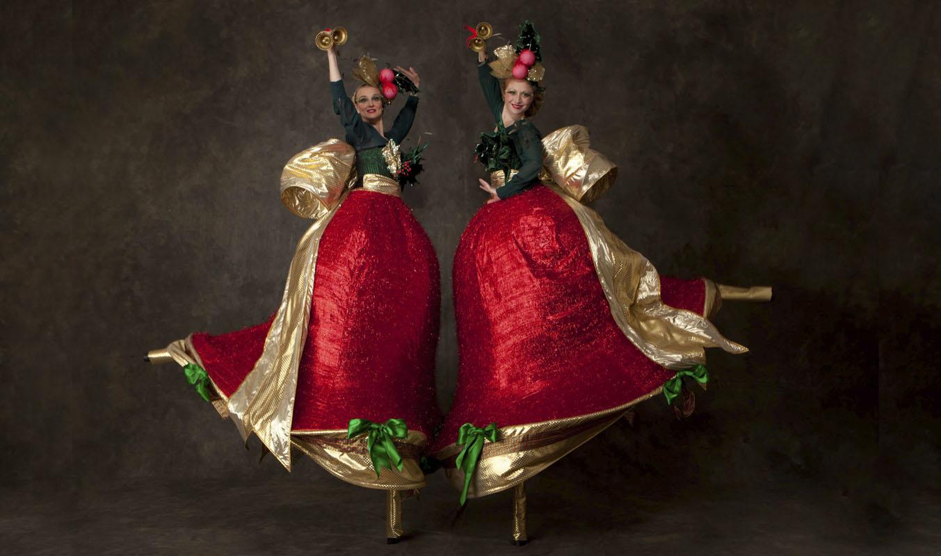 Christmas belles - AnActAbove