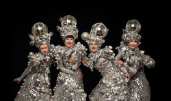 Glitterbelles - Sophie Page hall