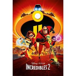 "Incredibles 2 27"" x 40"""