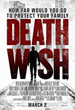 "Death Wish 27"" x 40"""