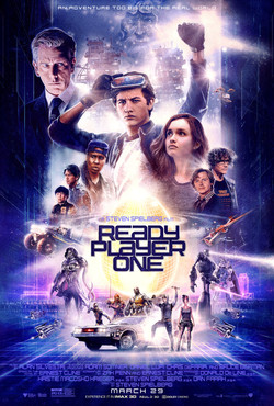 "Ready Player One 27"" x 40"""