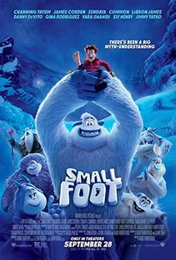 "Smallfoot 27"" x 40"""