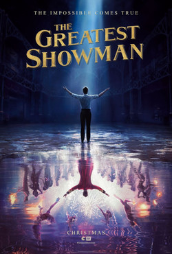 "The Greatest Showman 27"" x 40"""