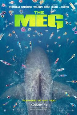 """The Meg 27"""" x 40"""""""