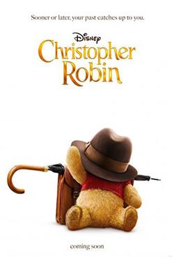 "Christopher Robin 27"" x 40"""