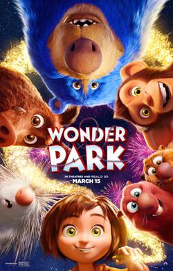 "Wonder Park 27"" x 40"""