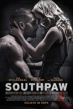 """Southpaw 27"""" x 40"""""""