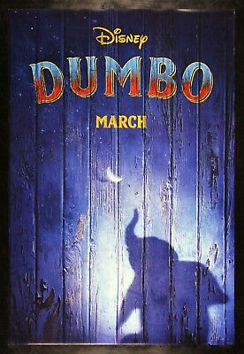 "Dumbo 27"" x 40"""