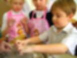 Гончарный мастер-класс для детей