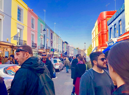 Four Day Itinerary - Exploring all Things London