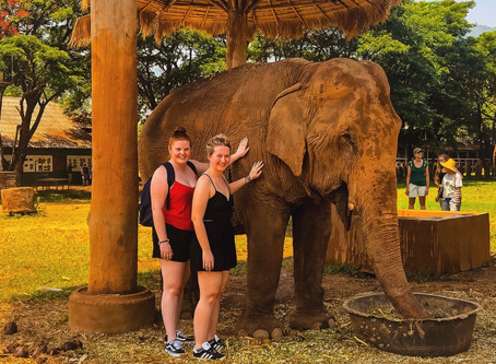 Top Five Things to do in Chiang May, Thailand