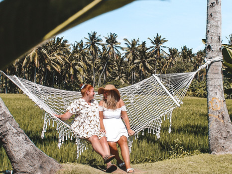 Staying at Bali Beach Glamping, Bali