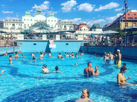 Budapest - Our Favourite City !
