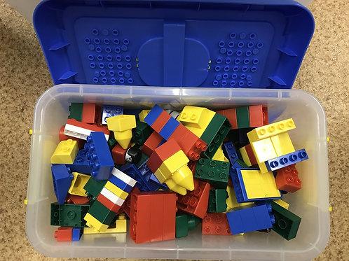 Large Building Block set