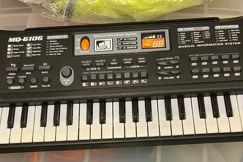 Mini 61-key Keyboard and Stand