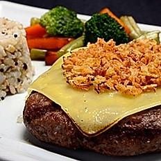 Onion Steak Burguer