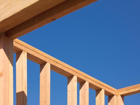 La structure de bois : 5 avantages