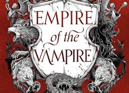 Empire of the Vampire Limited Edition Box