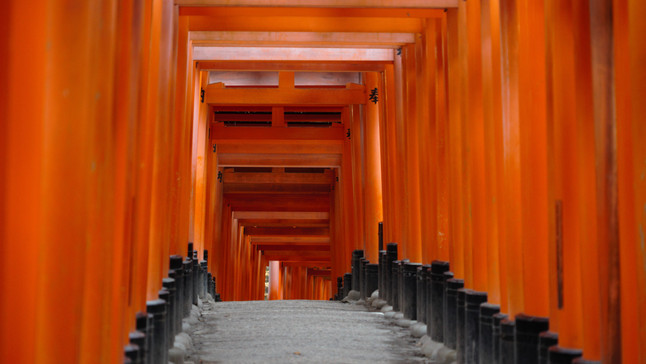 Tori Gates Kyoto