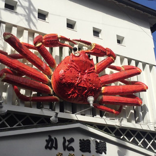 Crabs in the market