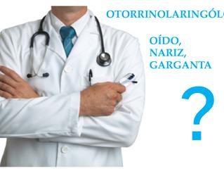 ¿Qué hace un Doctor de Oído, Nariz y Garganta?