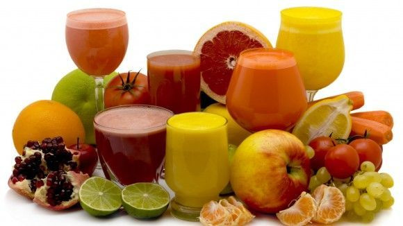"""""""Frutas y verduras con vitamina C"""""""
