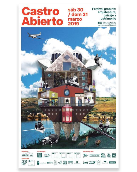 Afiche Castro Abierto 2019
