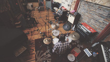 Album recording - part 1