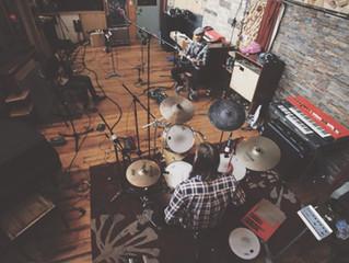 Album recording - part 1