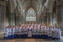 Exeter Choir Tour