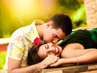 Retrouvez-vous avec un massage pour couple !