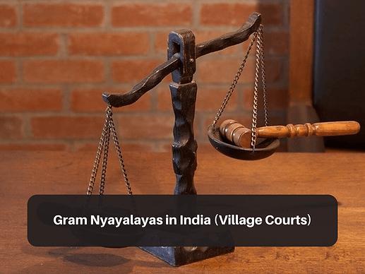 FROM NYAYA PANCHAYATS TO GRAM NYAYALAYAS: THE INDIAN STATE AND RURAL JUSTICE.