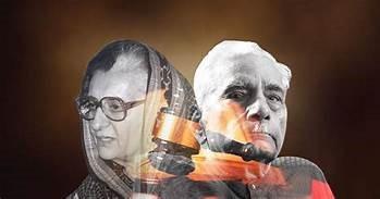 Indira Nehru Gandhi V/s. Raj Narain