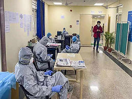 COVID -19: A GLOBAL PANDEMIC GIVING RISE TO THE DOMESTIC RESPONSIBILITY