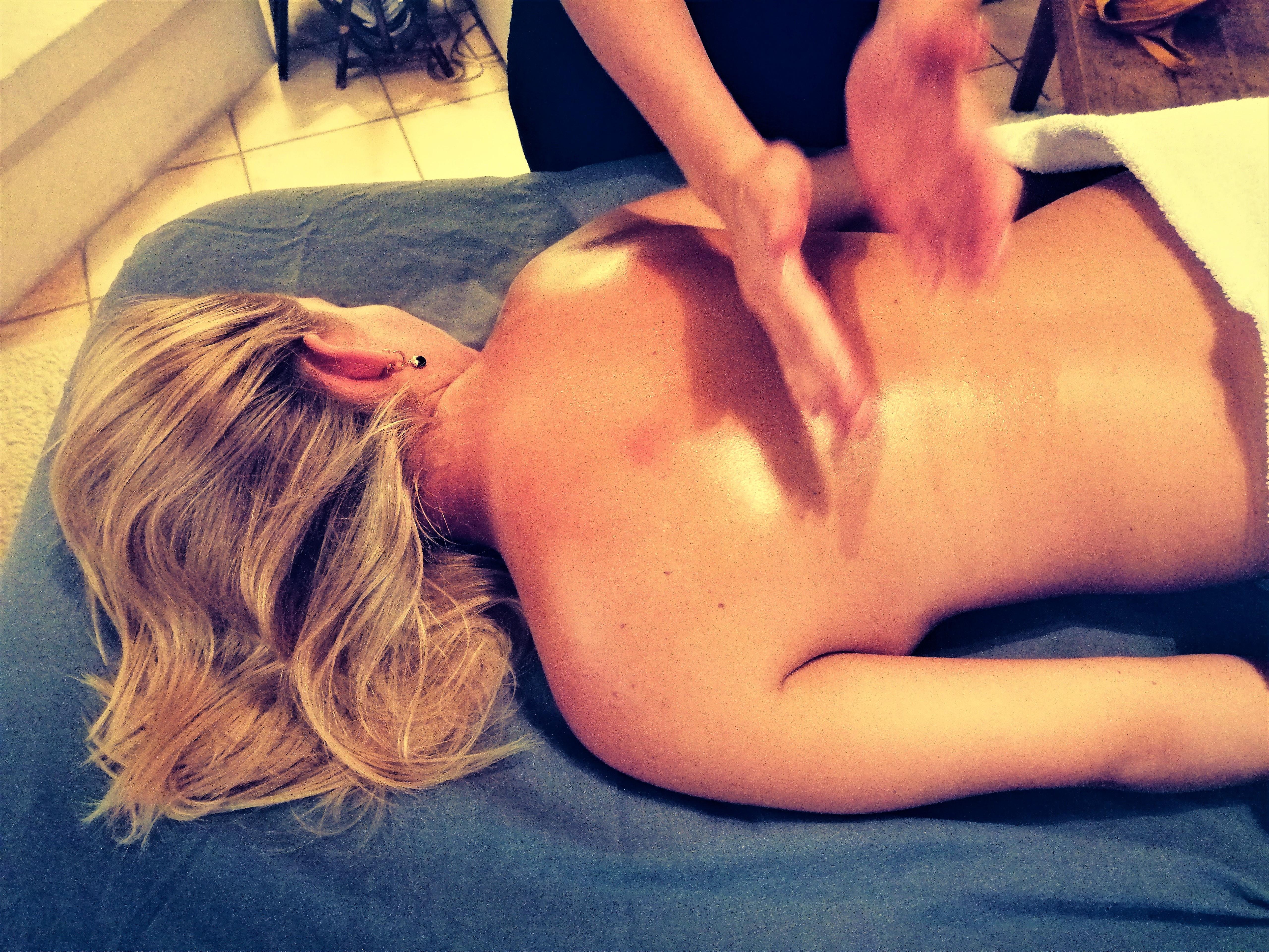 Massage Suédois/Sportif