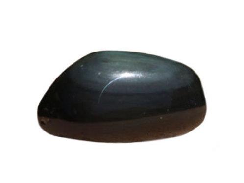 Obsidienne Oeil Céleste galet pierre roulée