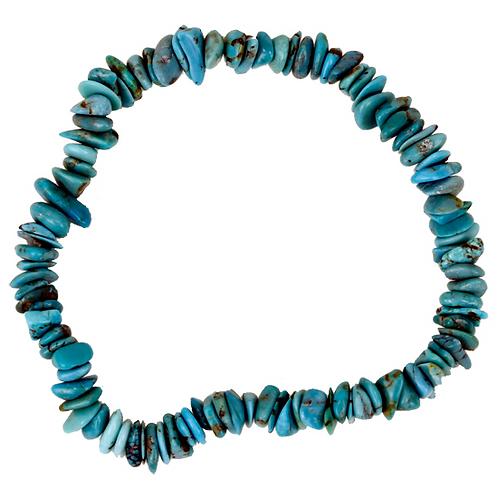 Bracelet en pâte de Turquoise
