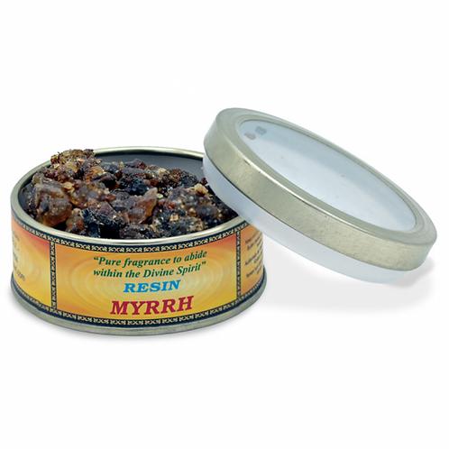 Encens résine - Myrrhe