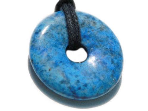 Pi Chinois Lapis-lazuli ou Lazurite de 2 cm