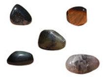 Protection Pierres Roulées (composition de 5 pierres)