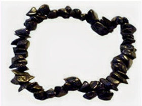Bracelet Baroque en Shungite